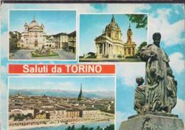 C. Postale - Torino - Panaramas -  Circa 1980 - Non Circulee - A1RR2 - Places & Squares