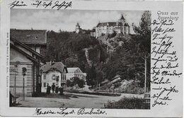 1903 - ROSENBURG , Gute Zustand , 2 Scan - Rosenburg