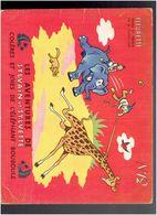 LES AVENTURES DE SYLVAIN ET SYLVETTE 1954 COLERES ET JOIES DE L ELEPHANT BOUBOULE  ALBUMS FLEURETTE PAR CUVILLIER - Sylvain Et Sylvette