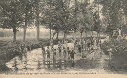AR 762  /  C P A     -  ORIVAL   ST HELLIER   PAR BELLENCOMBRE      (76)  BAIN DES GARCONS - Autres Communes