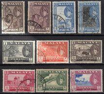 Pahang 1957 Part Set To $1 - Fine Used - Pahang