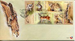South Africa Südafrika Offizieller/official FDC # 7.91  - Fauna - FDC