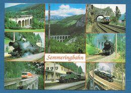 SEMMERINGBAHN N°643 TRENI TRAIN STATION - Semmering