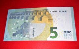 5 EURO U004 J6 FRANCE U004J6 - UF9077826661 - UNC FDS NEUF - 5 Euro