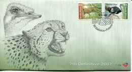 South Africa Südafrika Offizieller/official FDC # 7.126  - Fauna - FDC