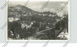 NIEDER-SCHLESIEN - WARTHA / BARDO, Stadt Und Bahnhof - Schlesien