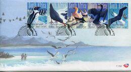 South Africa Südafrika Offizieller/official FDC # 7.152  - Fauna Birds - FDC