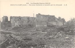 10-MAILLY LE CAMP-N°208-C/0191 - Mailly-le-Camp