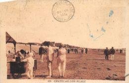 17-CHATELAILLON-N°209-A/0125 - Châtelaillon-Plage