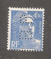 Perforé/perfin/lochung France No 718A  BP Banque De Paris Et Des Pays Bas (148) - France