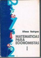 PROBLEMAS DE MATEMATICAS PARA ECONOMISTAS EN BUEN ESTADO VER FOTOS - Économie & Business