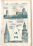 Bulletin Paroissial, 1972, Saint AUBIN Du CORMIER, MECE, Saint GEORGES De CHESNE, (35), 14 Pages, N° 11 - Bretagne