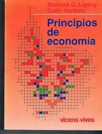 PRINCIPIOS DE ECONOMÍA LYPSEY COLIN FOTOS COMO NUEVO - Économie & Business