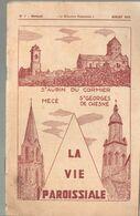 Bulletin Paroissial, 1972, Saint AUBIN Du CORMIER, MECE, Saint GEORGES De CHESNE, (35), 14 Pages, N° 7 - Bretagne