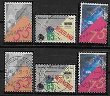 Nederland - 1991 - Y&T  1376/1378 - ** En O - Verjaardagen. - Periodo 1980 - ... (Beatrix)