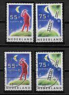 Nederland - 1991 - Y&T  1379/1380 - ** En O - Europa. - Periodo 1980 - ... (Beatrix)