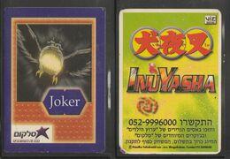 Hard To Find Joker, Single Playing Card From Israeli Deck, Lot - 44 - Otros