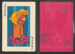 Hard To Find Joker, Single Playing Card From Israeli Deck, Lot - 45 - Otros
