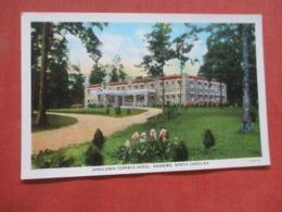 Junaluska Terrace Hotel  Andrews   - North Carolina    Ref 4234 - Etats-Unis