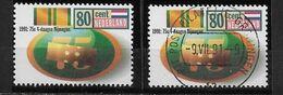 Nederland - 1991 - Y&T  1381 - **  En O - 4 Daagse Van Nijmegen. - Periodo 1980 - ... (Beatrix)