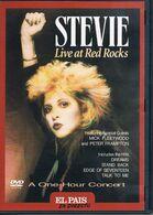 STEVIE LIVE DVD / VER EXPLICACIÓN FOTOS!!!! - DVD Musicali