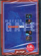 MARVIN GAYE DVD SIN DESEMBALAR / VER EXPLICACIÓN FOTOS!!!!! - DVD Musicali