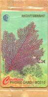 Montserrat - MON-10D, GPT, 10CMTD002581, Flowers Of The Sea - Sea Fan, 10 EC$, 5.000ex. 1995, Mint NSB - Montserrat