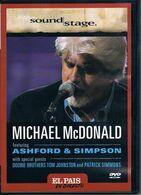 MICHAEL MC DONALD LIVE DVD / VER EXPLICACIÓN FOTOS!!!! - DVD Musicali