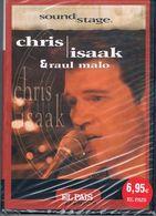 CHRIS ISAAK DVD SIN DESEMBALAR / VER EXPLICACIÓN FOTOS!!!! - DVD Musicali