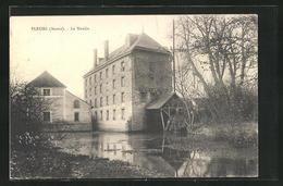 CPA Pleurs, Le Moulin - Zonder Classificatie