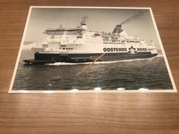 Oostende Dover RMT Prins Filip Foto Photo Picture - Dampfer