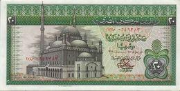 EGYPT  P. 48 20 P 1978 UNC - Egipto