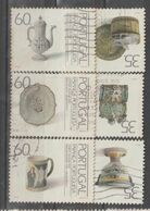 PORTUGAL CE AFINSA 1982/1987 - USADO - 1910-... República