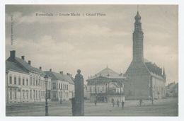 Herenthals - Herentals: Grote Markt / Grand' Place (met Volk) - Herentals