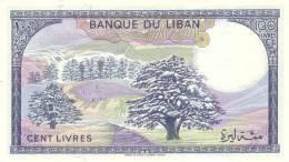LEBANON P. 66c 100 L 1985 UNC - Liban