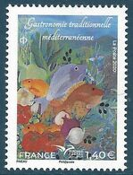 Gastronomie Traditionnelle Méditerranéenne (2020) Neuf** - France