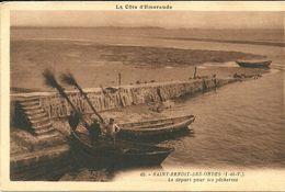 SAINT -BENOIT DES ONDES  -- Le Départ Pour Les Pêcheries                -- Artaud 40 - Autres Communes