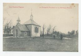 Jalhay - Les Hautes Fagnes - La Chapelle Fichbach Et La Baraque Michel - Jalhay