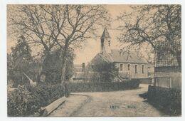 Impe - Kerk - Lede
