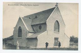 Knokke-Zoute / Knocke-Zoute : Nouvelle Eglise Anglaise - Knokke