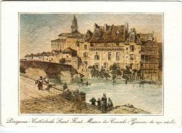 31ksk 1147 PERIGUEUX - CATHEDRALE SAINT FRONT  (DIMENSIONS 10 X 15 CM) - Périgueux
