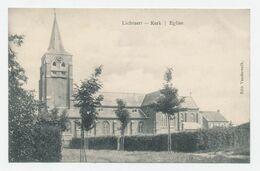 Lichtaart - Lichtaert: Kerk / Eglise - Kasterlee