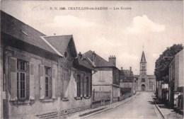 58 - Nievre -  CHATILLON EN BAZOIS -  Les Ecoles - Chatillon En Bazois