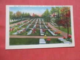 Moravian Grave Yard    Winston Salem  North Carolina       Ref 4235 - Winston Salem