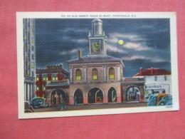 Old Market By Night  Fayetteville  North Carolina       Ref 4235 - Fayetteville