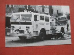 Fire Dept  Engine 331  1975 Ward La France   Anne Arundel County  Maryland     - Ref 4235 - Etats-Unis
