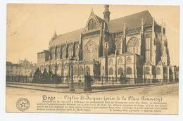 Luik Liege - Eglise St Jacques - Luik