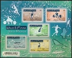 Wallis Et Futuna 2019 - Sport - Jeux Du Pacifique, Rugby, MNH** - Sonstige