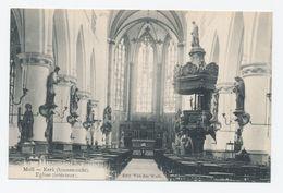 Mol Moll - Kerk Binnenzicht - Mol