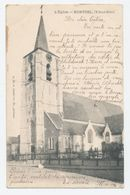 Mortsel Oude-God Vieux-Dieu: Kerk - Mortsel